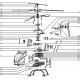 Díly na MJX F-639 - náhradní ocasní vrtule 034