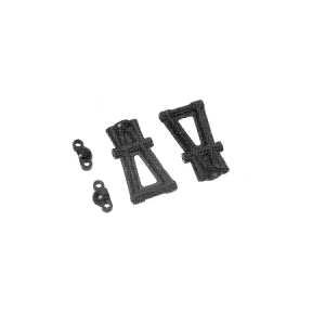 RC auta HQ 715 / 719 - přední spodní ramena pár