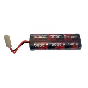Náhradní baterie 7,2V 3000mAh Ni-Mh 6čl