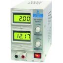 Laboratorní stabilizovaný regulovatelný zdroj 0-15V / 0-2A