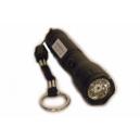 Kovová LED svítilna a laser ukazovátko 2v1
