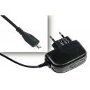 Malá cestovní nabíječka micro USB 5V 1A