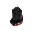 METABO PowerMaxx Li-ion 10,8V 1750mAh, články PANASONIC
