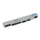Acer Aspire One 531, 751 series Li-ion 11,1V 2600mAh white
