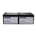 AVACOM bateriový kit pro renovaci RBC116 - baterie pro UPS (4ks baterií)