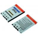 Casio NP-20 Li-ion 3.7V 630mAh 2.3Wh
