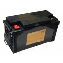 CTM 12V 120Ah olověný akumulátor DeepCycle AGM F16