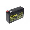 Long 12V 6Ah olověný akumulátor HighRate F2