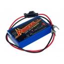 Megapulse - přístroj pro regeneraci a prodloužení životnosti olověných akumulátorů