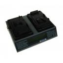 Nabíjecí dvoukanálová souprava PROFI Sony BP-L40, BP-L60, BP-65H, E-70S - přídavný výstup