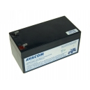 Náhradní baterie (olověný akumulátor) 12V 3,2Ah do vozítka Peg Pérego F1