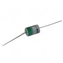 Nenabíjecí baterie 1/2AA LS14250 Saft Lithium 1ks Bulk - s drátovými vývody, 850mAh