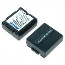 Panasonic CGA-DU07/CGR-DU07/ VW-VBD07, Hitachi DZ-BP07S Li-ion 7.2V 750mAh 5.4Wh