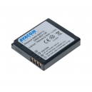 Panasonic CGA-S106E, DMW-BCF10 Li-ion 3.6V 700mAh 2.5Wh verze NEW 2010