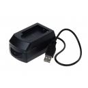 USB nabíječka AVEPU 154 pro Li-ion akumulátor Panasonic BCG10