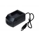 USB nabíječka AVEPU 181 pro Li-ion akumulátor Sony NP-BG1