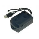 USB nabíječka AVEPU 46 pro Li-ion akumulátor Canon NB-4L