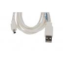 USB 2.0.kabel - miniUSB 4pin, Mitsumi, 1.8m