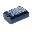 Sony NP-FH30, FH40, FH50 Li-ion 6.8V 900mAh 6.1Wh