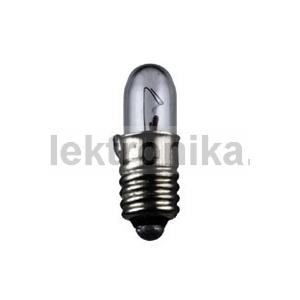 12V - miniaturní žárovička se závitem