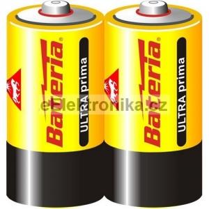 Baterie ULTRA prima R20 D - 2ks