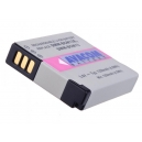 Akumulátor pro Panasonic DMW-BCM13, BCM13E Li-ion 3.6V 1320mAh