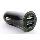 Malý univerzální USB zdroj do auta 2,1A