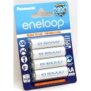 Nabíjecí baterie AA Eneloop 1900mAh Ni-Mh 4ks Blistr