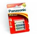 Baterie AAA Panasonic Alkaline GOLD