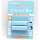 Nabíjecí baterie eneloop lite - tužkové AA 2ks