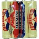 Alkalické Baterie AAA excelsior 4ks