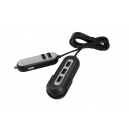 USB CarHUB smart - nabíječka do auta 5x USB