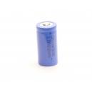 Nabíjecí baterie 16340 Li-ion 3,7V 600mAh