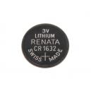 Lithiová baterie CR1632 renata