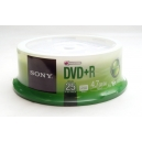 DVD+R 4,7GB 16x SONY 25ks