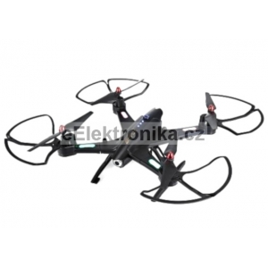 Skládací veký dron s kamerou