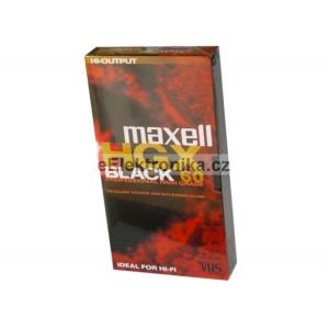 Videokazeta VHS Maxell E-60