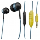 Stereo sluchátka EB SHARE s mikrofonem