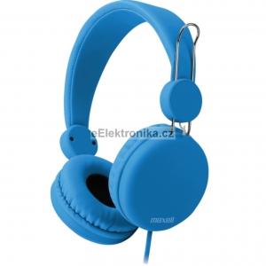 Sluchátka velká SPECTRUM Modrá