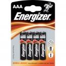 Alkalické Baterie AAA Energizerr 4ks