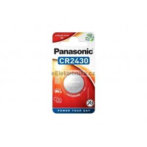 Baterie CR2430 Panasonic Lithium