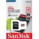 Paměťová karta mikroSD HC 32GB