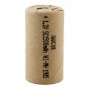 Akumulátor průmyslový SC 1500mAh 1,2V Ni-MH
