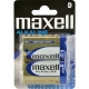 Baterie maxell LR20 D - 2ks